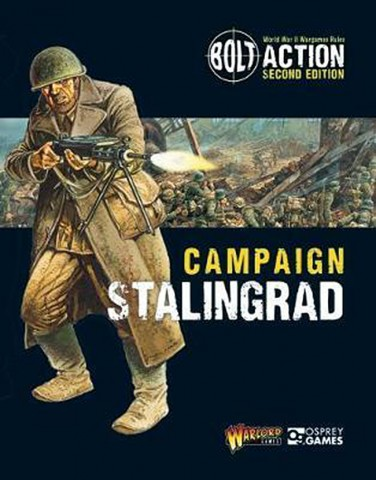 Bolt Action: Campaign: Stalingrad (Due Feb 2020)