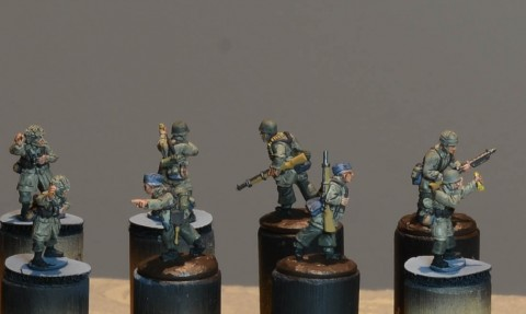 Late war Fallschirmjäger, the next batch