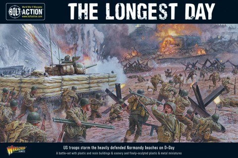 "The Longest Day: new bolt action ""battle set"""