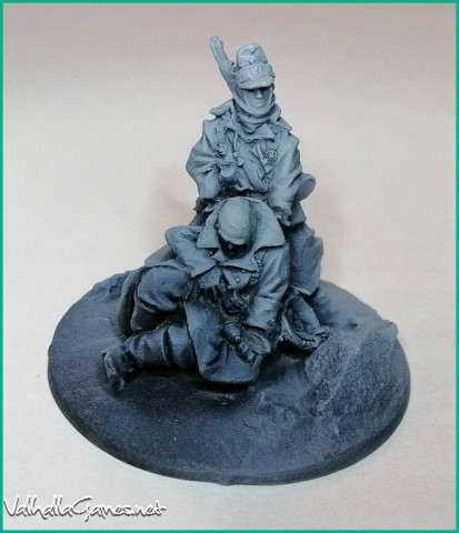 Showcasing an unpainted miniature???