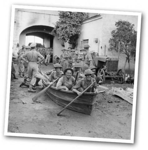 Friday photo - Row, row, row your boat