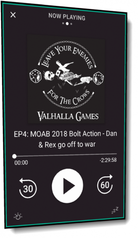 Podcast EP4: MOAB 2018 Bolt Action - Dan & Rex go off to war