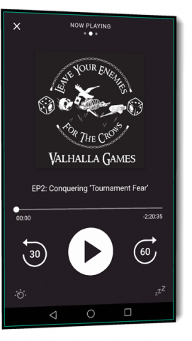 Podcast EP2: Conquering 'Tournament Fear'